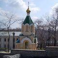 Часовня святого праведного воина Феодора Ушакова