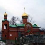 Храм святого праведного Иоанна Кронштадского