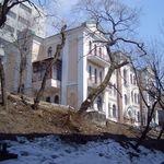 Крестовый храм Епархиального Управления в честь преподобного Сергия, игумена Радонежского