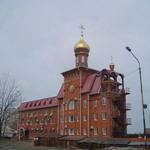 Храм святого преподобного Серафима Саровского